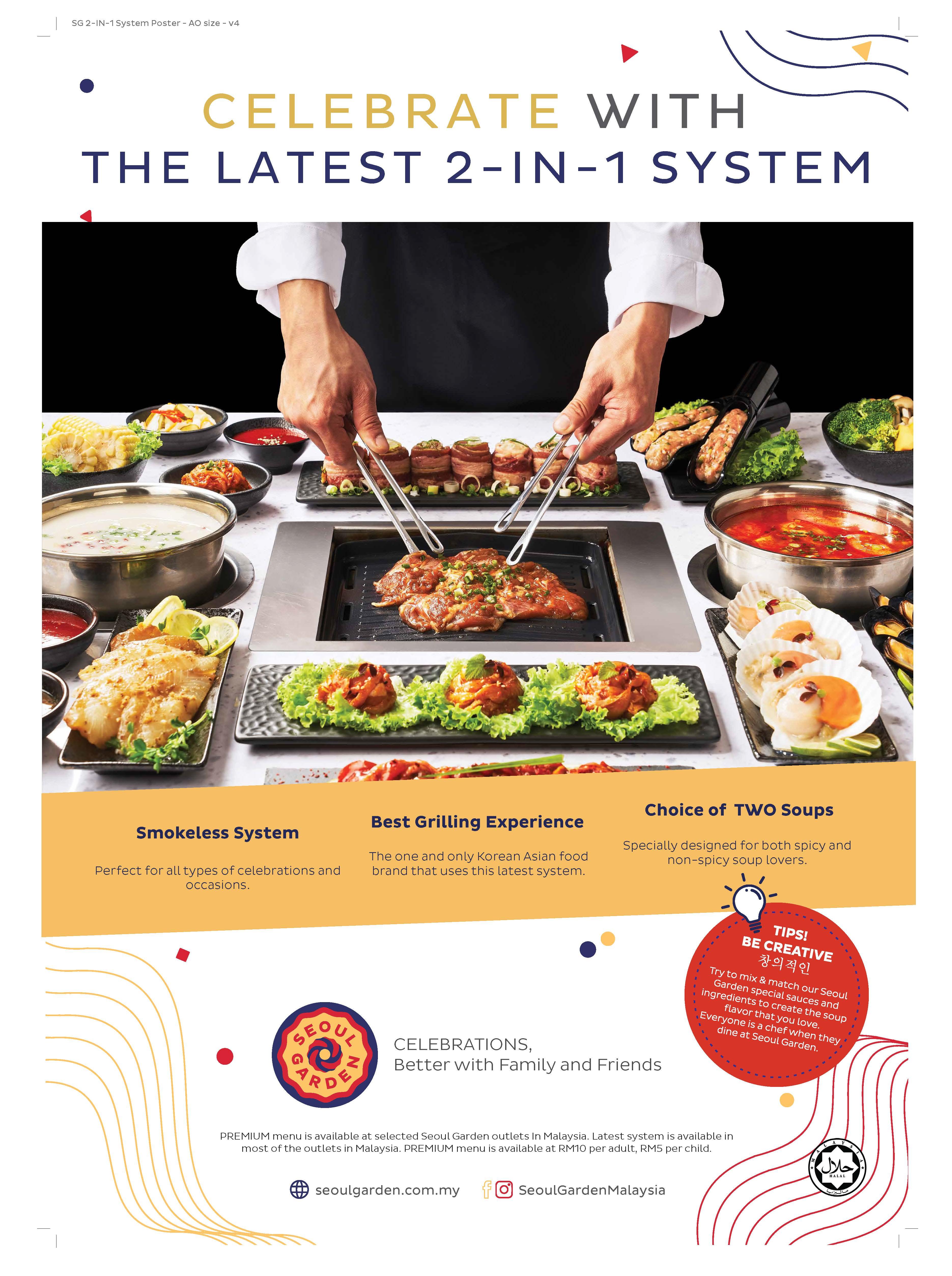 Promotions Seoul Garden Korean Asian Buffet Restaurant In Malaysia